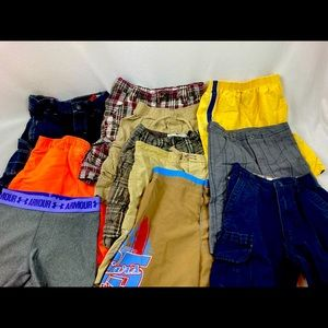 Lot of boy's size 6 shorts (11ct)